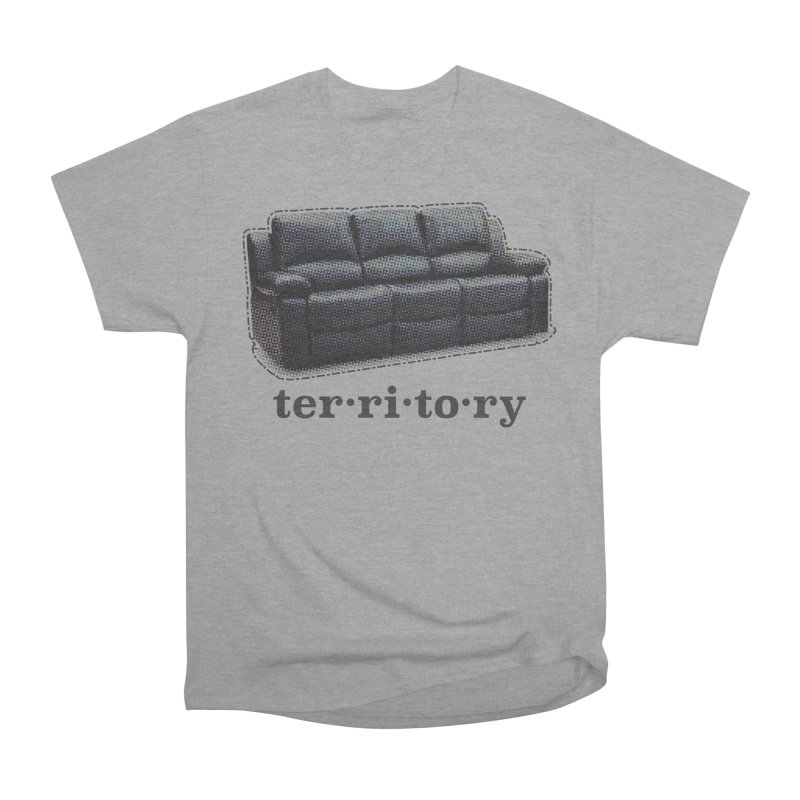 Territory Men's Heavyweight T-Shirt by navjinderism's Artist Shop