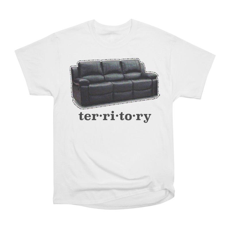 Territory Women's Heavyweight Unisex T-Shirt by navjinderism's Artist Shop