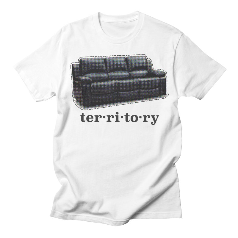 Territory Men's T-Shirt by navjinderism's Artist Shop