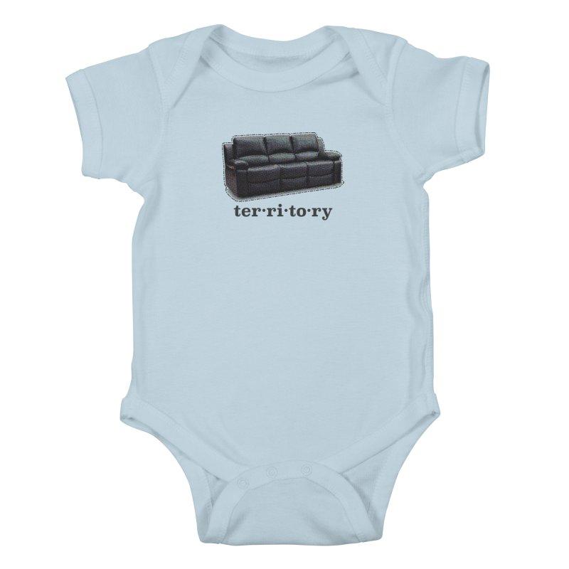 Territory Kids Baby Bodysuit by navjinderism's Artist Shop