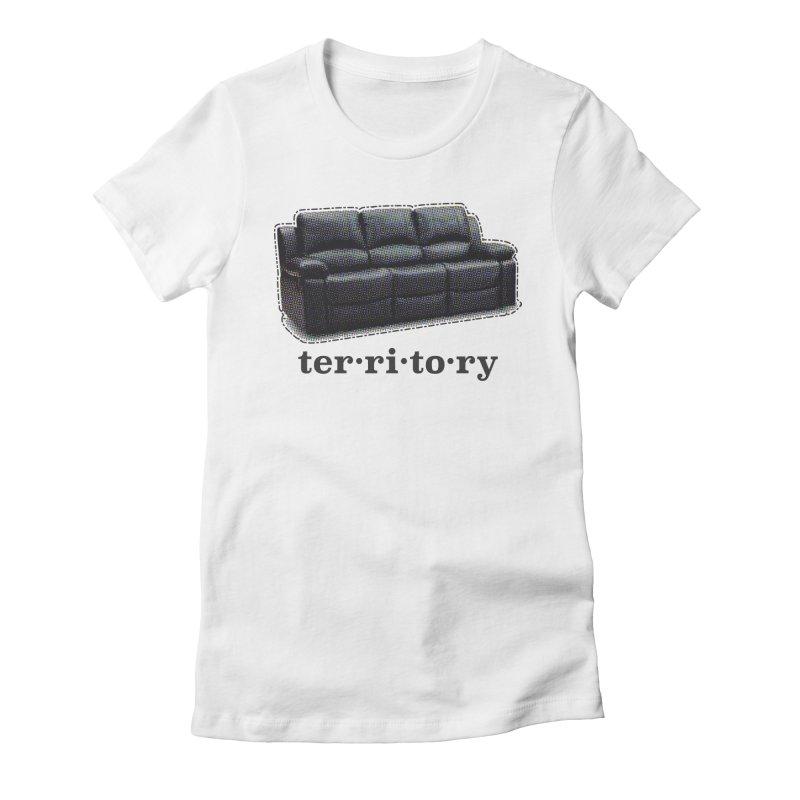 Territory Women's T-Shirt by navjinderism's Artist Shop