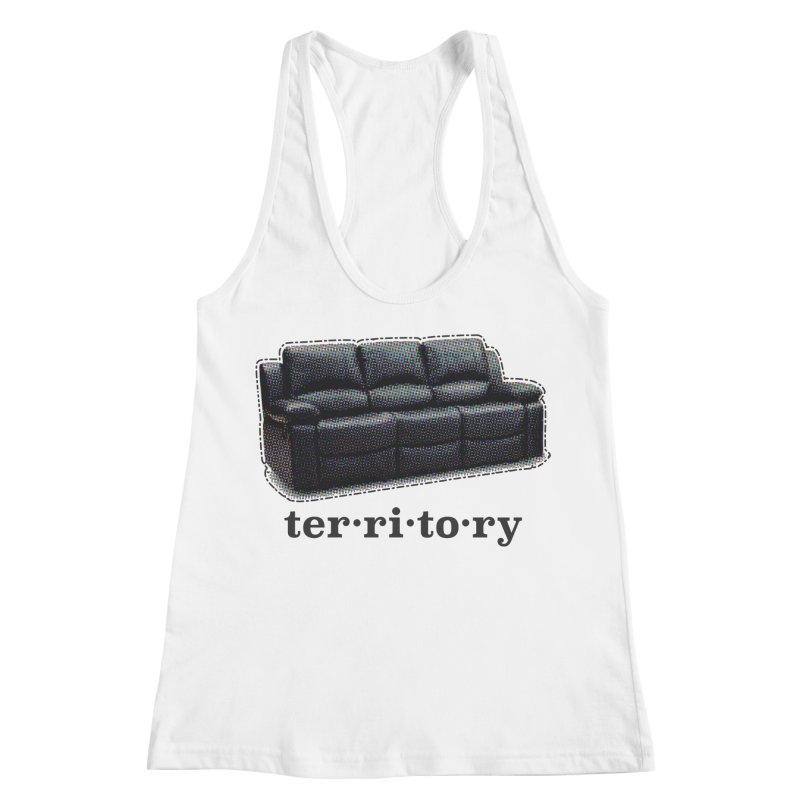 Territory Women's Tank by navjinderism's Artist Shop