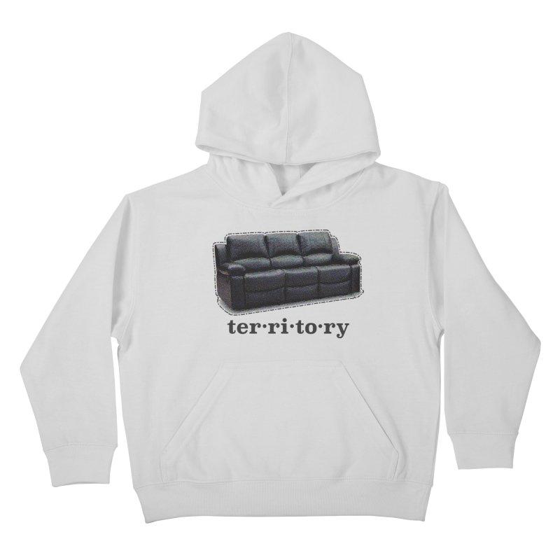 Territory Kids Pullover Hoody by navjinderism's Artist Shop