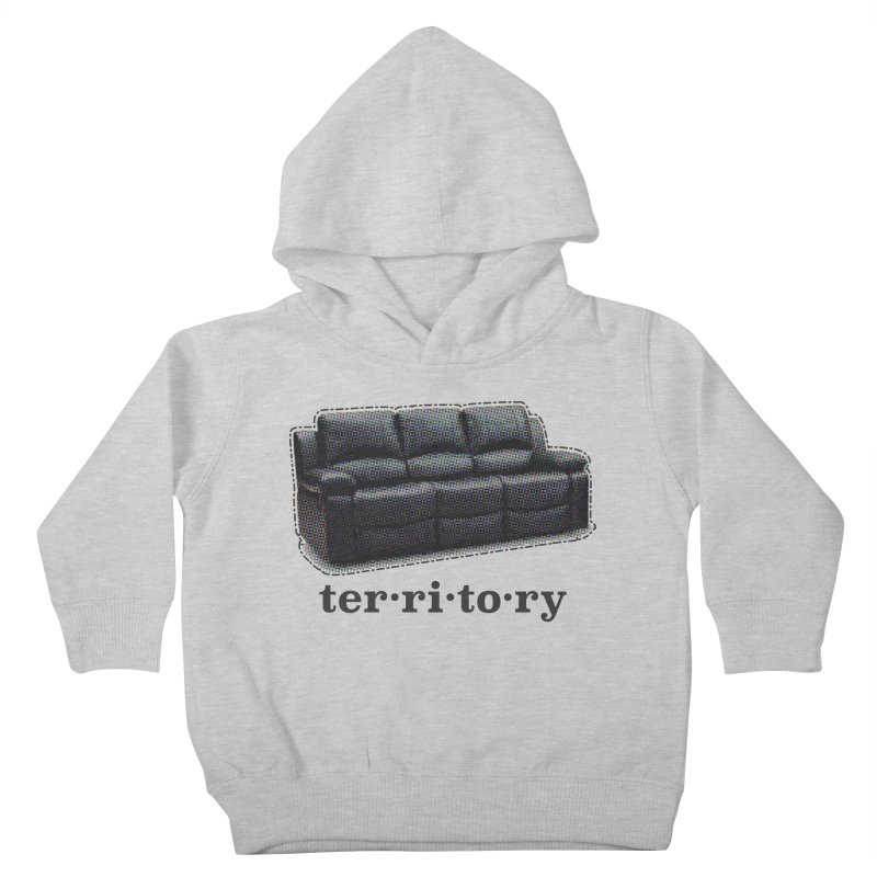 Territory Kids Toddler Pullover Hoody by navjinderism's Artist Shop