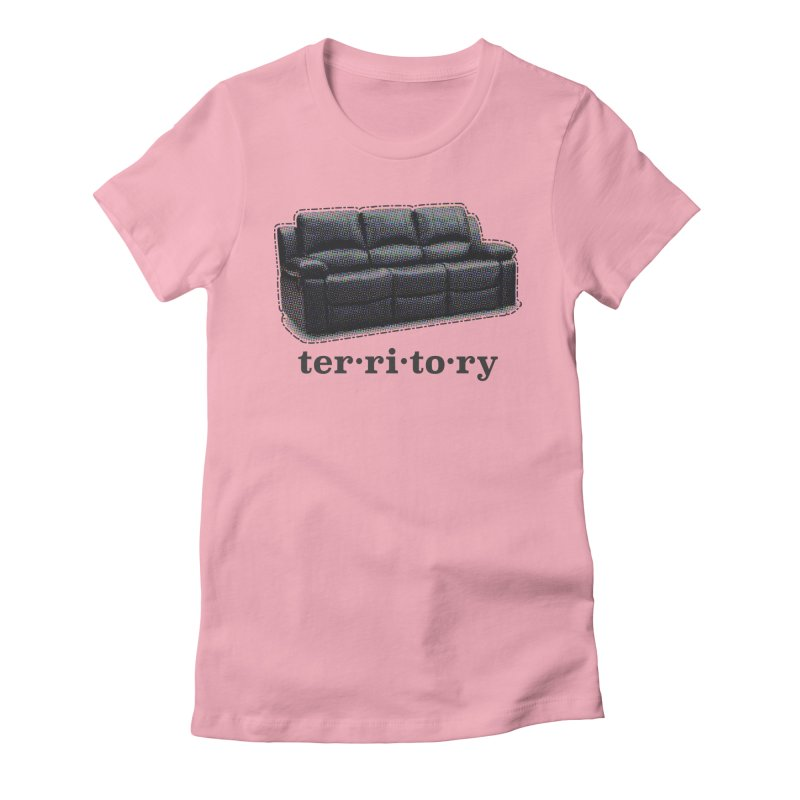 Territory Women's T-Shirt by navjinderism's Artist Shop