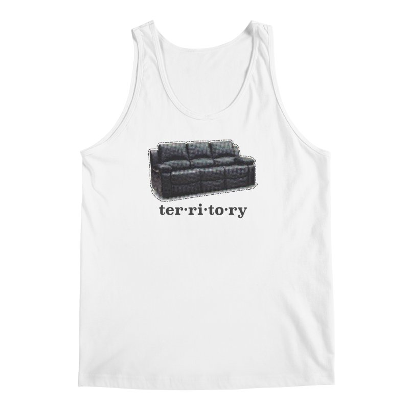 Territory Men's Regular Tank by navjinderism's Artist Shop