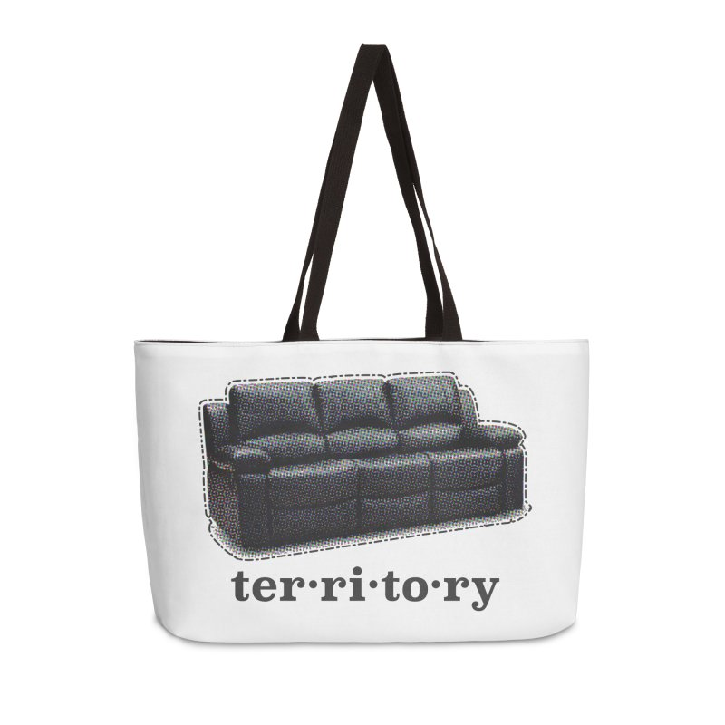 Territory Accessories Bag by navjinderism's Artist Shop