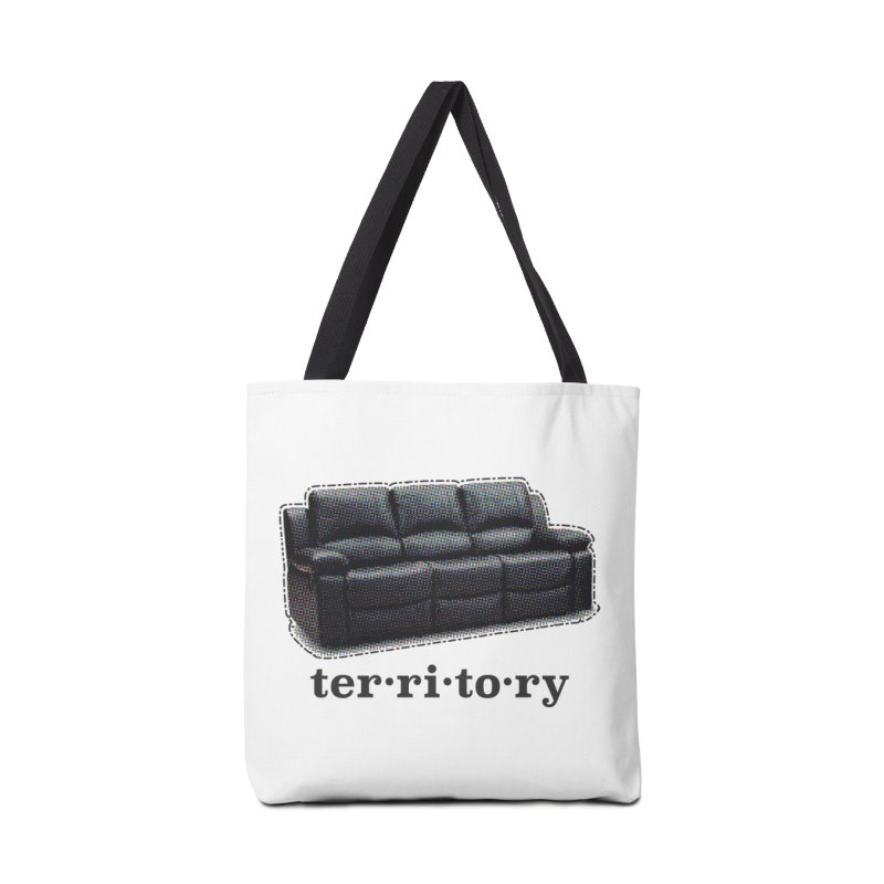 Territory Accessories Tote Bag Bag by navjinderism's Artist Shop