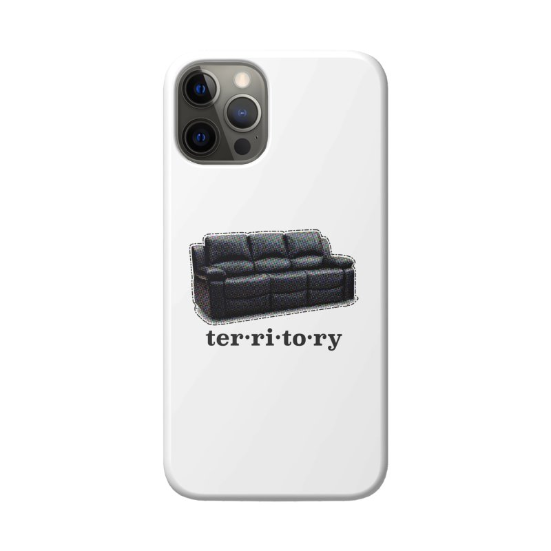 Territory Accessories Phone Case by navjinderism's Artist Shop