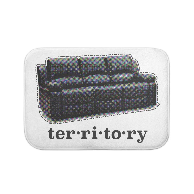 Territory Home Bath Mat by navjinderism's Artist Shop