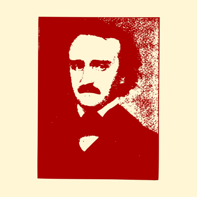 Poe is Poetry Home Fine Art Print by navjinderism's Artist Shop