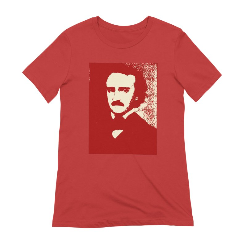 Poe is Poetry Women's Extra Soft T-Shirt by navjinderism's Artist Shop