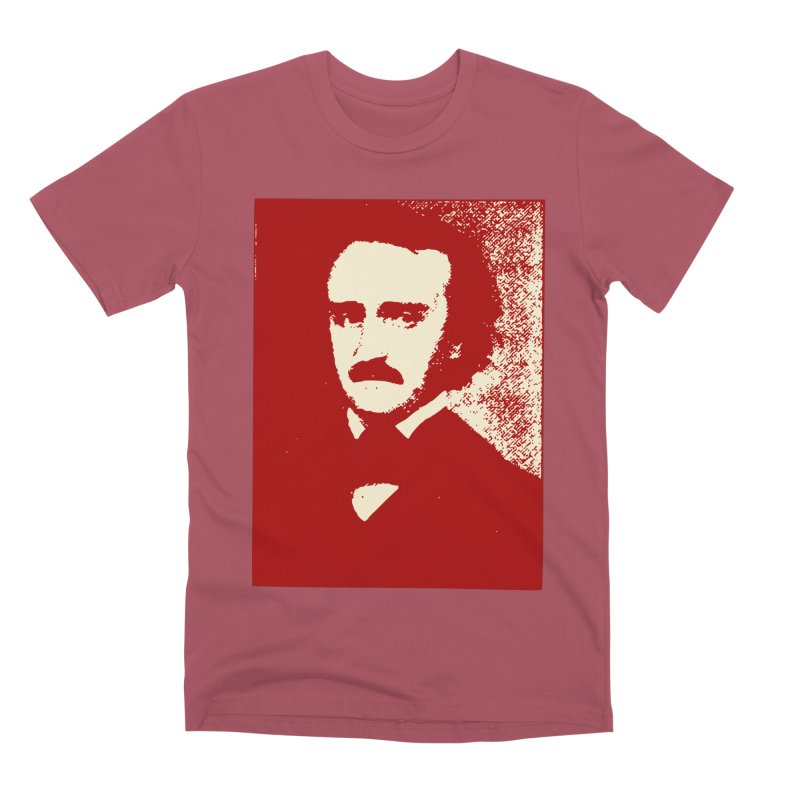 Poe is Poetry Men's Premium T-Shirt by navjinderism's Artist Shop