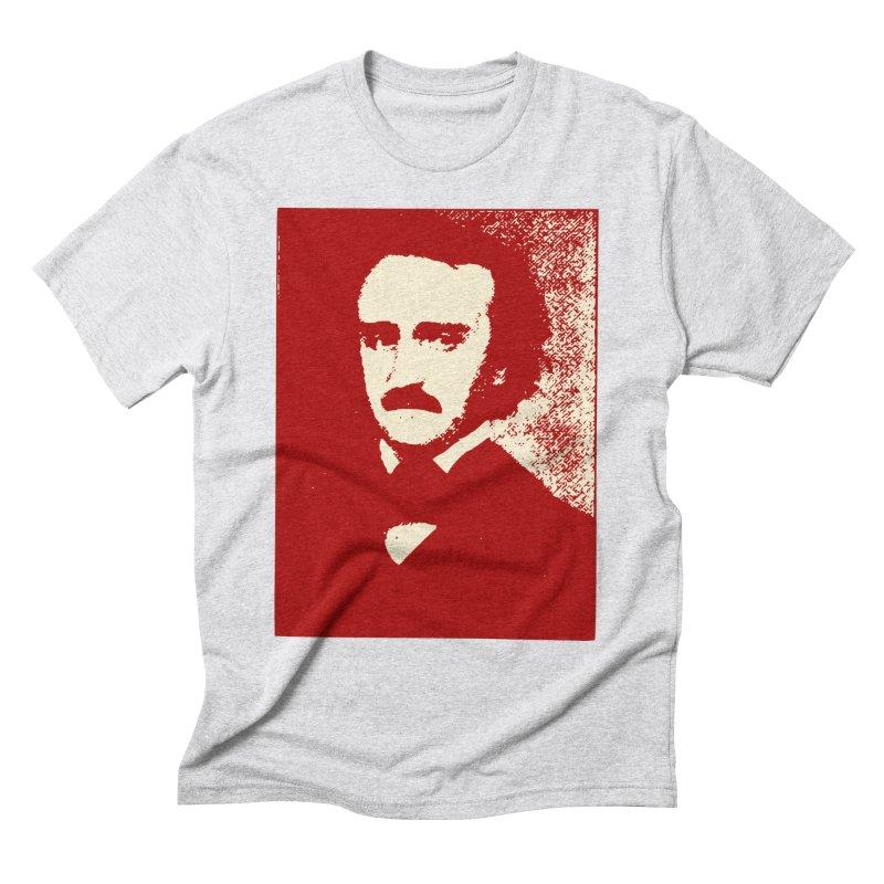 Poe is Poetry Men's T-Shirt by navjinderism's Artist Shop