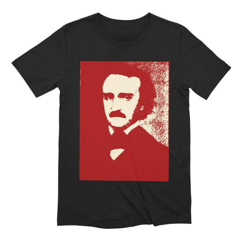 Poe is Poetry Men's Extra Soft T-Shirt by navjinderism's Artist Shop