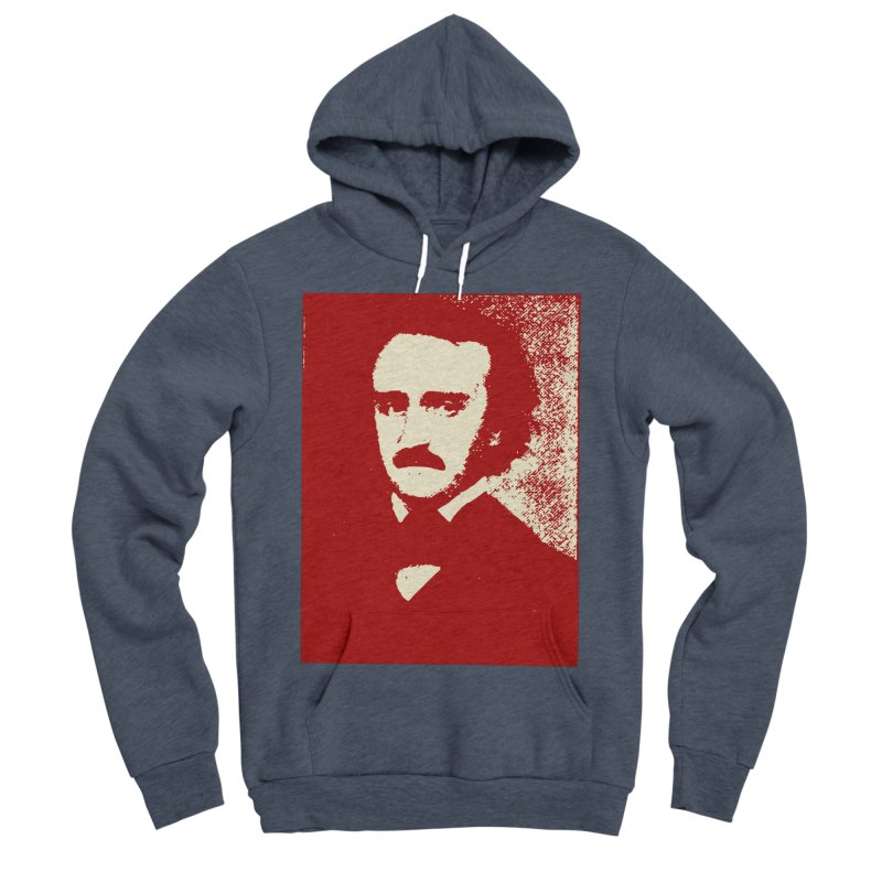 Poe is Poetry Women's Sponge Fleece Pullover Hoody by navjinderism's Artist Shop