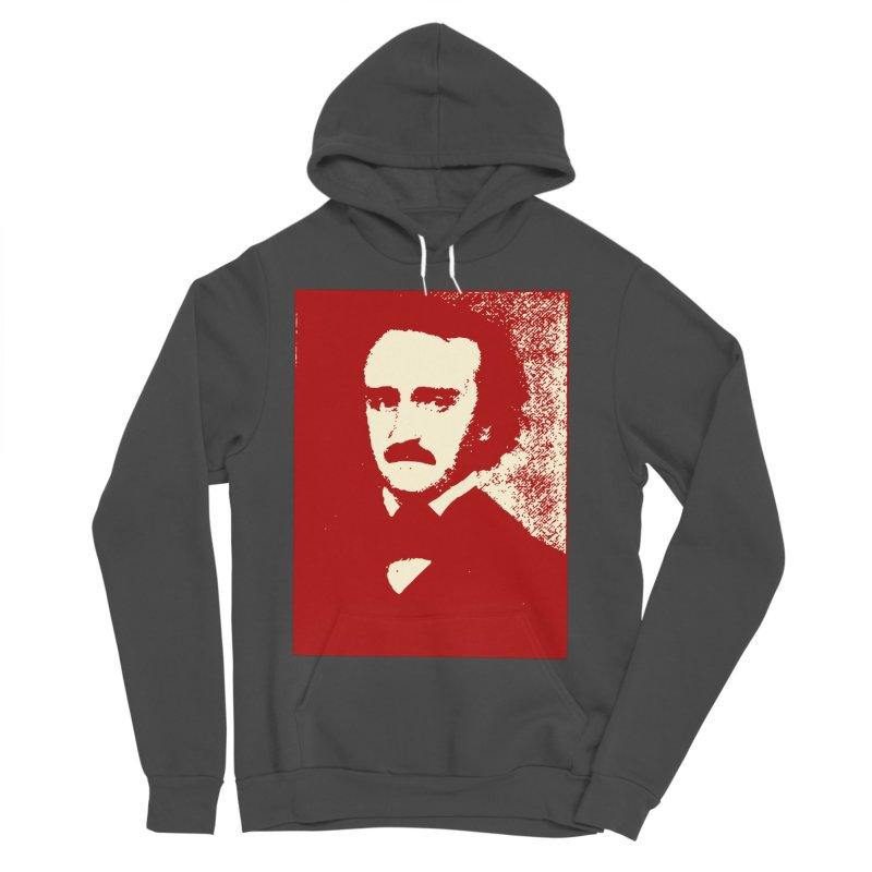 Poe is Poetry Women's Sponge Fleece Pullover Hoody by navjinderism's Artist Shop