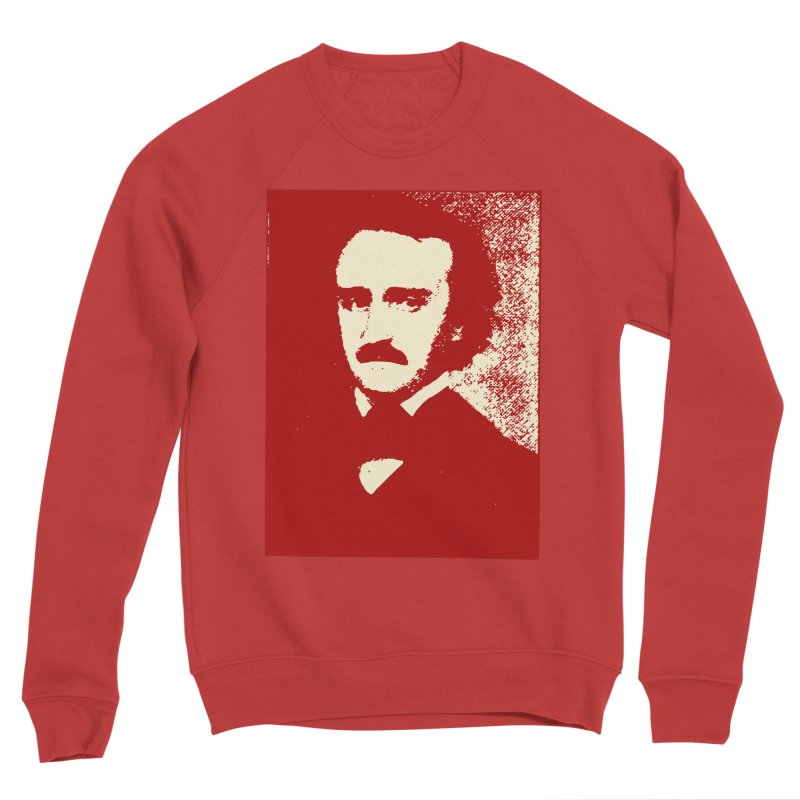 Poe is Poetry Women's Sponge Fleece Sweatshirt by navjinderism's Artist Shop