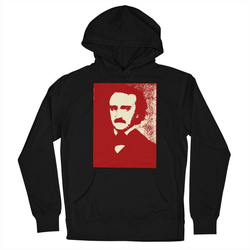 Poe is Poetry Men's Pullover Hoody by navjinderism's Artist Shop