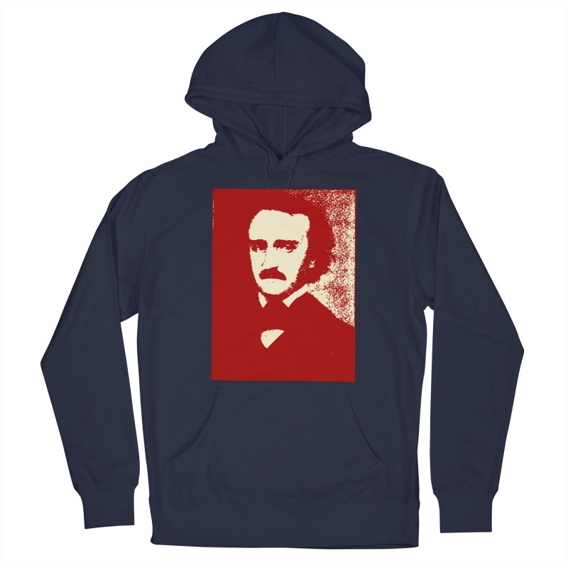 Poe is Poetry Men's Pullover Hoody by navjinderism's Artist Shop