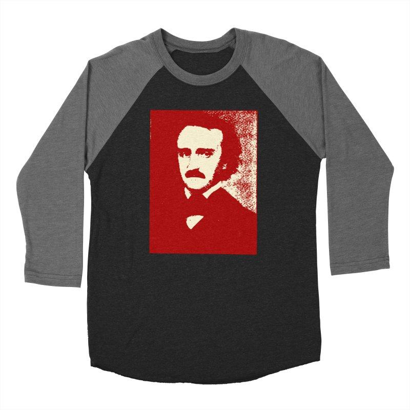 Poe is Poetry Women's Longsleeve T-Shirt by navjinderism's Artist Shop
