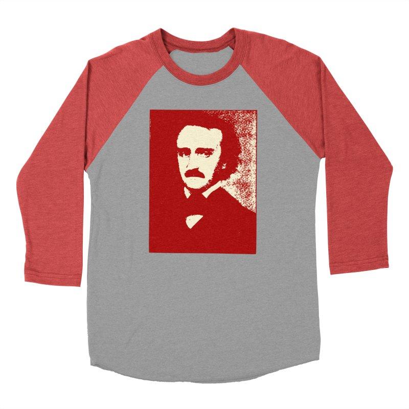 Poe is Poetry Men's Longsleeve T-Shirt by navjinderism's Artist Shop