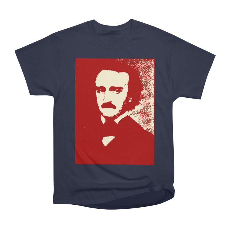 Poe is Poetry Men's T-Shirt by navjinderism's Artist Shop