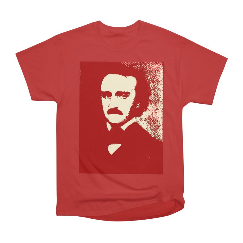 Poe is Poetry Men's Heavyweight T-Shirt by navjinderism's Artist Shop