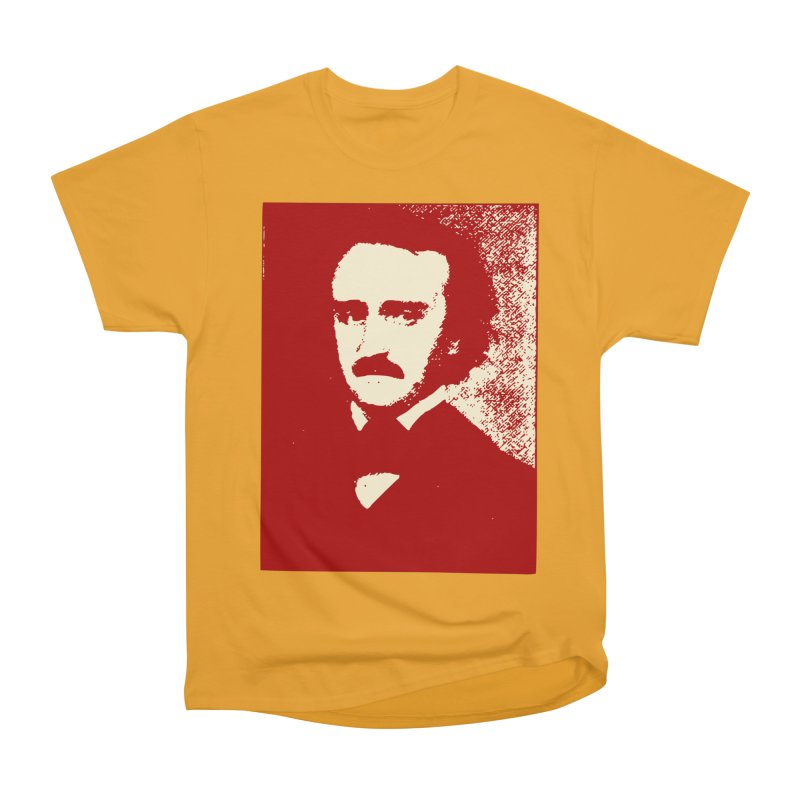 Poe is Poetry Women's Heavyweight Unisex T-Shirt by navjinderism's Artist Shop