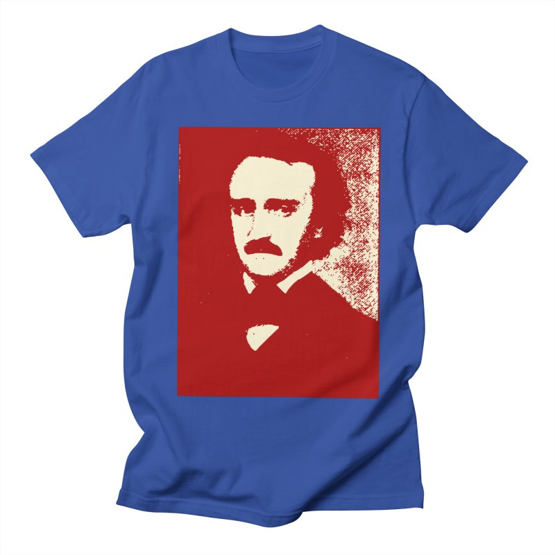 Poe is Poetry Men's Regular T-Shirt by navjinderism's Artist Shop