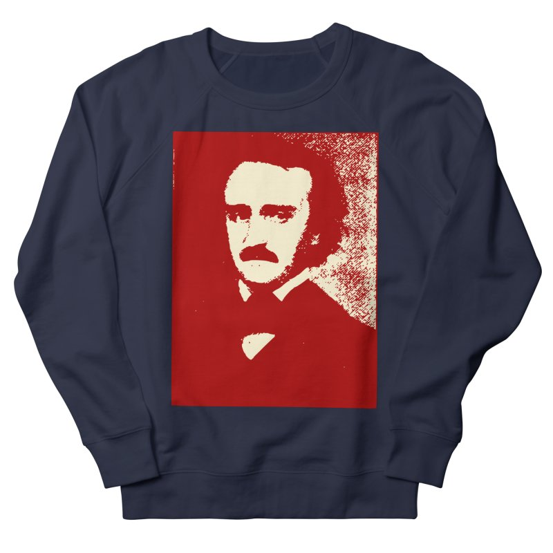 Poe is Poetry Women's French Terry Sweatshirt by navjinderism's Artist Shop