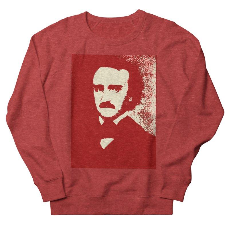 Poe is Poetry Men's French Terry Sweatshirt by navjinderism's Artist Shop