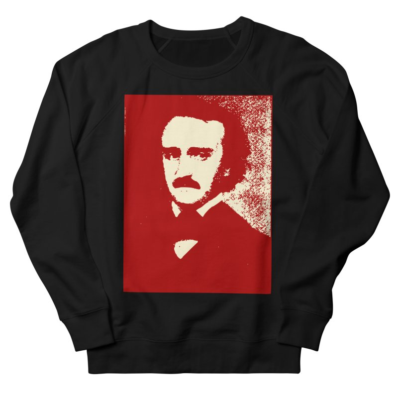 Poe is Poetry Men's French Terry Sweatshirt by navjinderism's Artist Shop