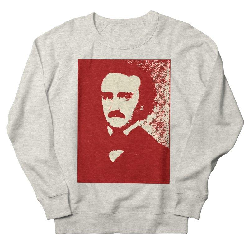 Poe is Poetry Men's Sweatshirt by navjinderism's Artist Shop