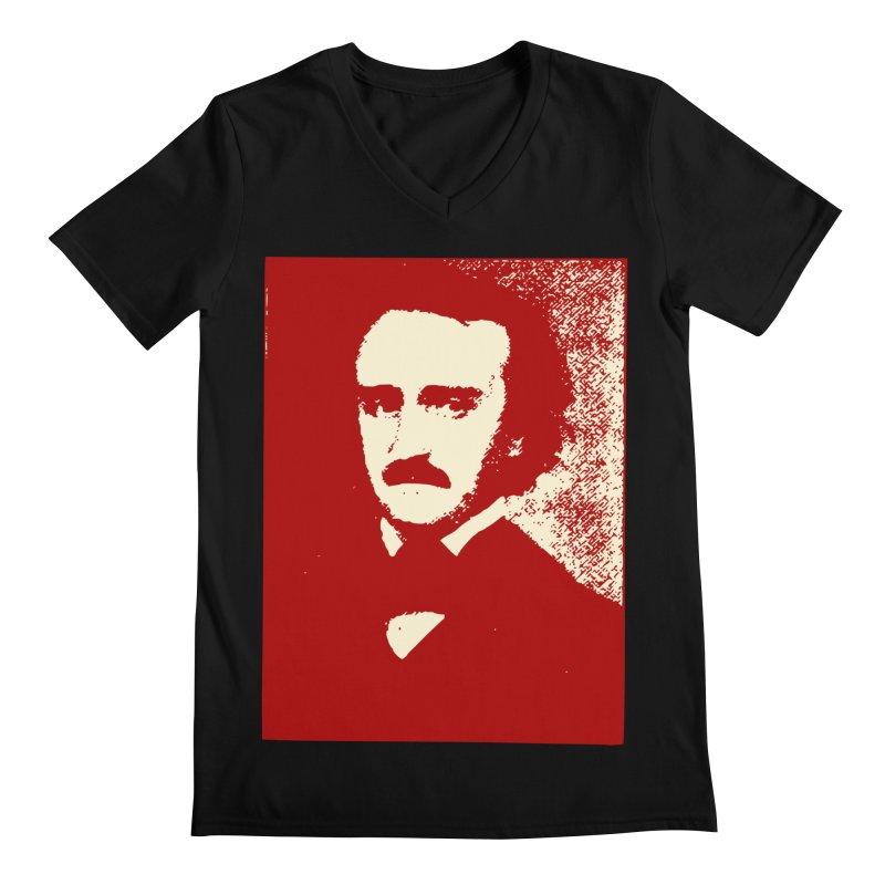 Poe is Poetry Men's V-Neck by navjinderism's Artist Shop