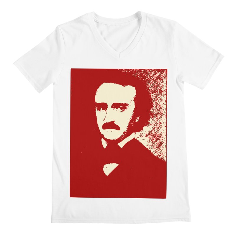Poe is Poetry Men's V-Neck by navjinderism's Artist Shop
