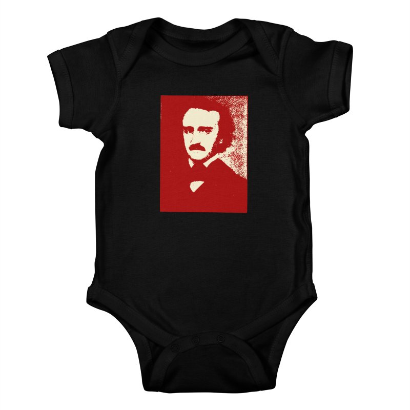 Poe is Poetry Kids Baby Bodysuit by navjinderism's Artist Shop