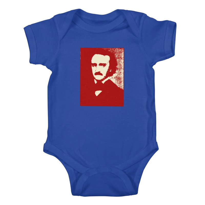 Poe is Poetry Kids Baby Bodysuit by navjinderism's Artist Shop