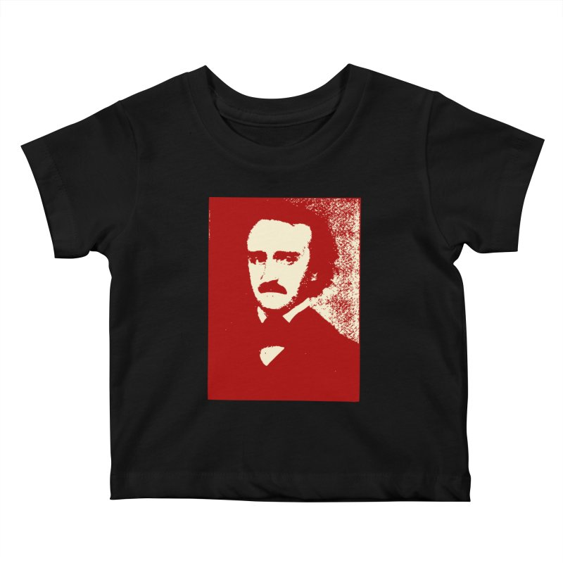 Poe is Poetry Kids Baby T-Shirt by navjinderism's Artist Shop