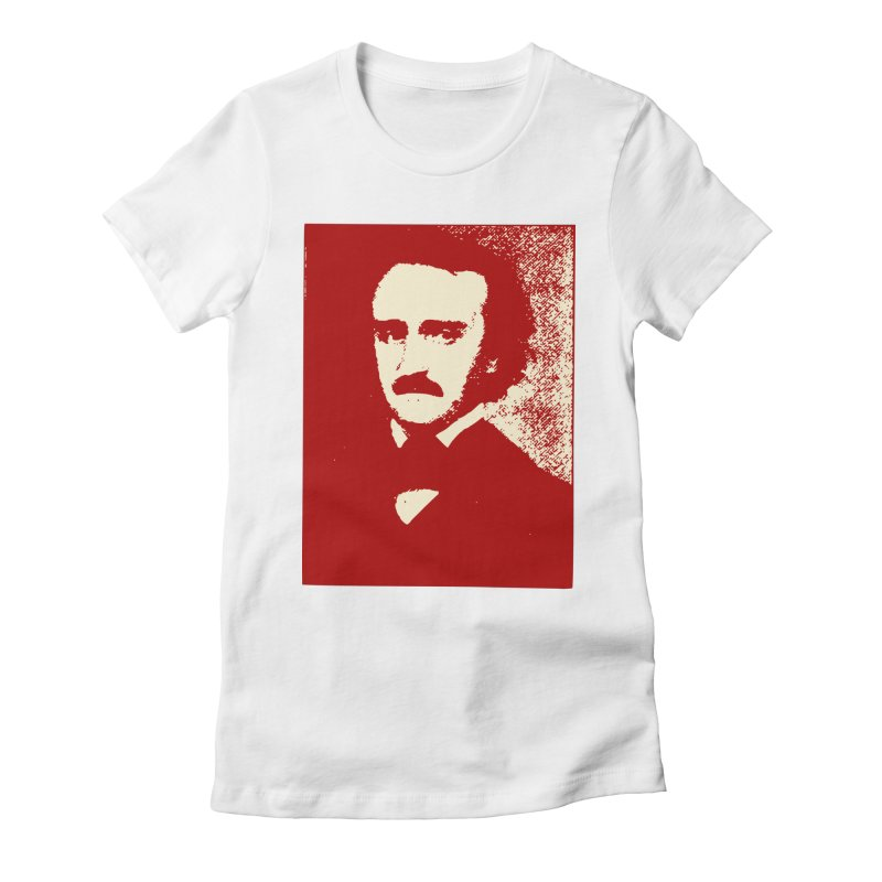 Poe is Poetry Women's T-Shirt by navjinderism's Artist Shop