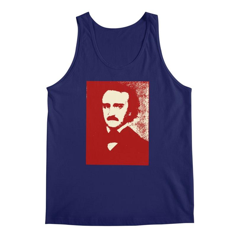 Poe is Poetry Men's Regular Tank by navjinderism's Artist Shop
