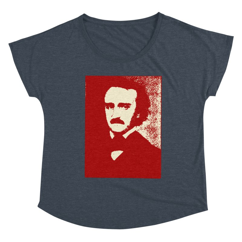 Poe is Poetry Women's Scoop Neck by navjinderism's Artist Shop