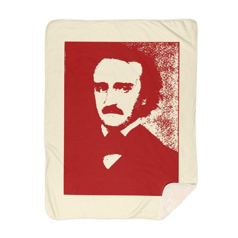 Poe is Poetry Home Blanket by navjinderism's Artist Shop