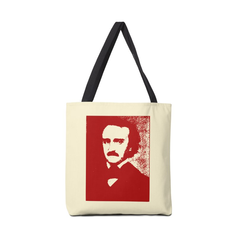 Poe is Poetry Accessories Tote Bag Bag by navjinderism's Artist Shop
