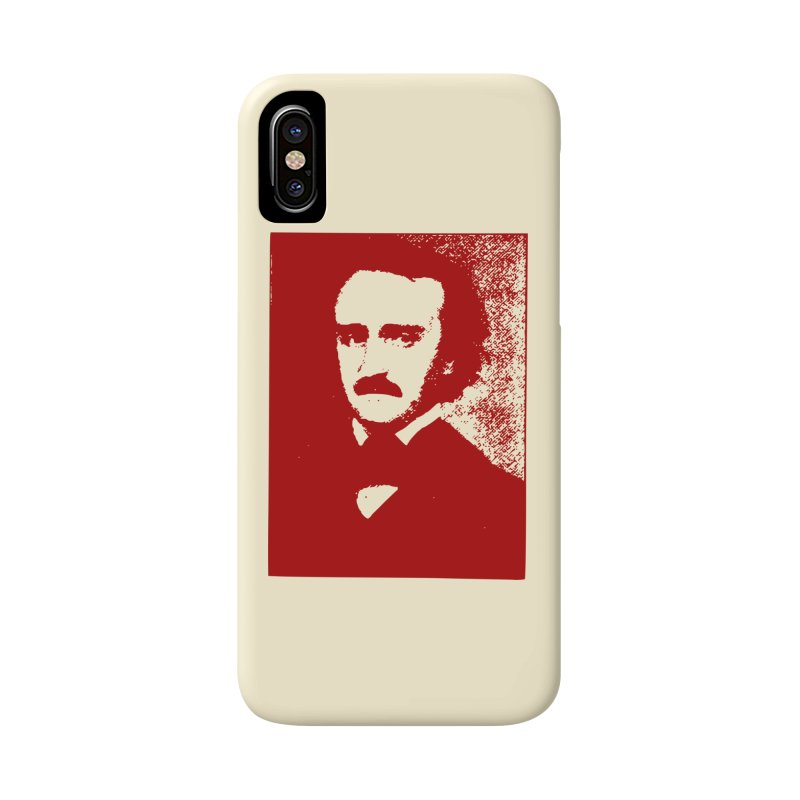 Poe is Poetry Accessories Phone Case by navjinderism's Artist Shop
