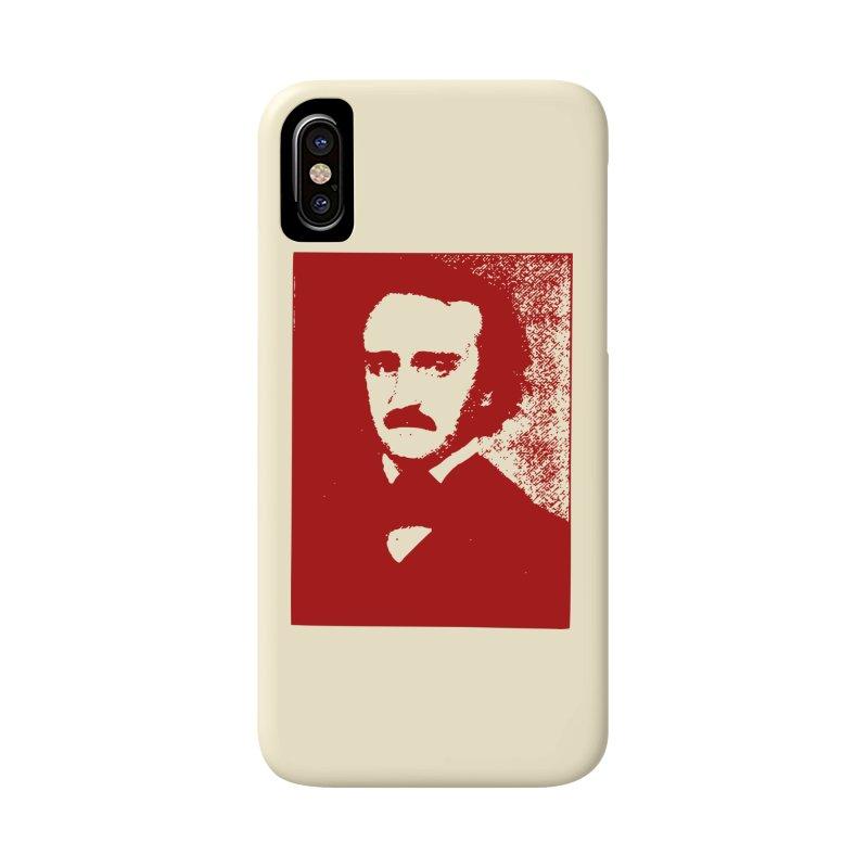 Poe is Poetry Accessories Phone Case by navjinderism's Artist Shop