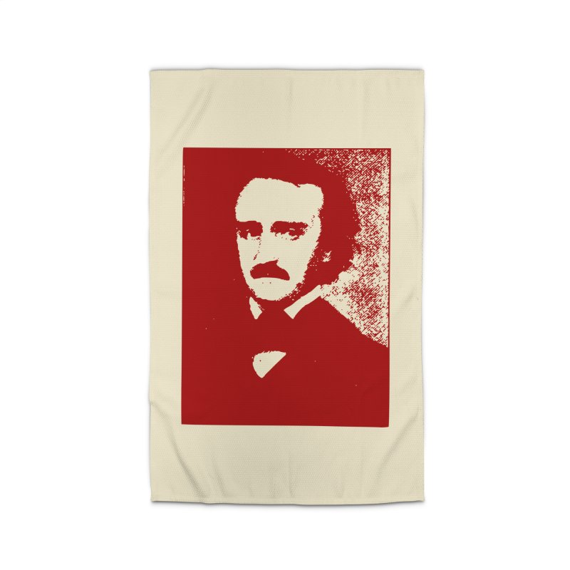 Poe is Poetry Home Rug by navjinderism's Artist Shop