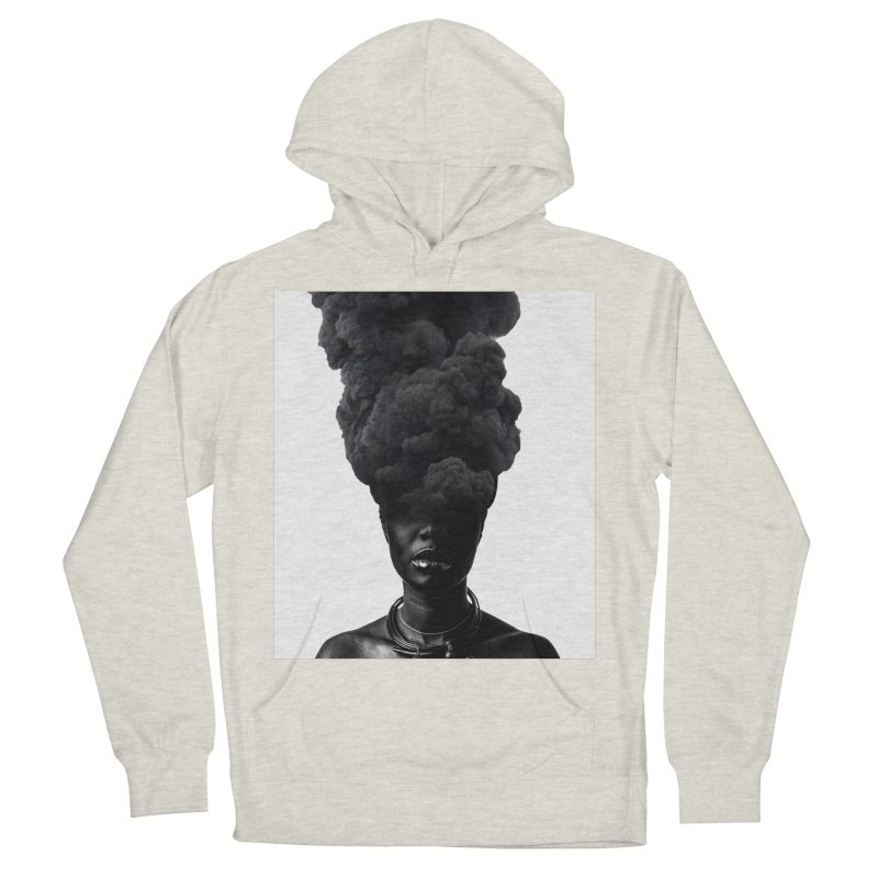 Smoke face Men's Pullover Hoody by nayers's Artist Shop