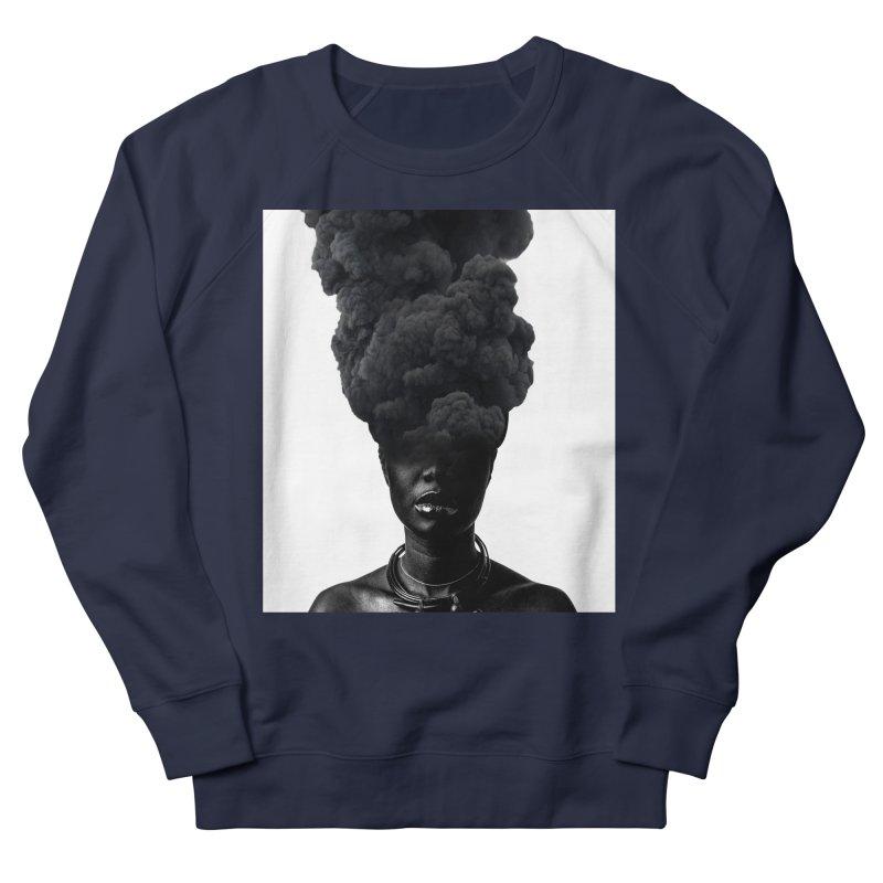 Smoke face Men's Sweatshirt by nayers's Artist Shop