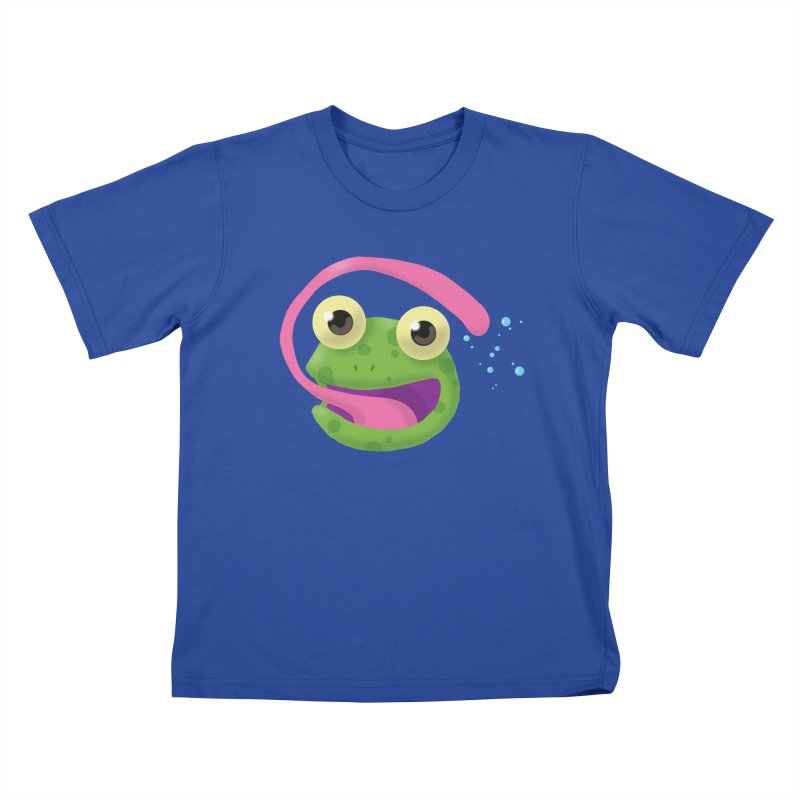 Licked Kids T-shirt by Nathan Burdette's Artist Shop